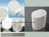 触媒キャリアの陶磁器の蜜蜂の巣の基板の蜜蜂の巣の陶磁器サポート