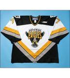 Personalizzare il pullover Screaming bretone del hokey del vincitore del Eagles Jersey David del capo di Qmjhl