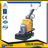 Машина влажного - и - сухого квадрата высокой эффективности меля полируя для бетона имеет инструмент 4 головок с большим рабатом