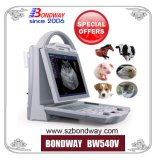 Sistema de ultrasonido Doppler ecógrafo portátil, el equipo veterinario, Veterinario ultrasonido para los animales, el embarazo las imágenes, Esaote, MPC Ultrasonido reproducción