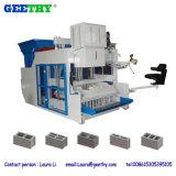 機械を作るQmy10-15天頂のコンクリートブロックの優秀なパフォーマンス
