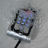 Portão de cartão de teclado IP 65 à prova d'água Controle de acesso RFID