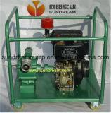 Bomba de aceite del motor para la transferencia de aceite diesel