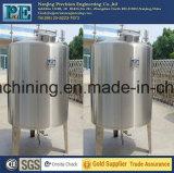 Montaggio personalizzato della lamiera sottile dell'acciaio inossidabile del serbatoio da latte dell'alimento