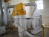 Baixo - refeição gorda do milho que esmaga a máquina