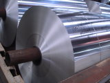 folha de alumínio de embalagem do tabaco da alta qualidade de 8011-O 0.007mm