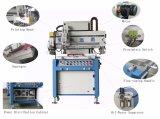 De hoge Nauwkeurige Verticale Machine van de Druk van het Scherm voor pvc, Plastic Folie & Synthetisch Plastiek