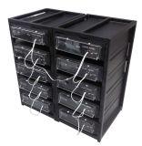Paquete de la batería de la cabina del litio LiFePO4 de las telecomunicaciones 48V 50ah 100ah