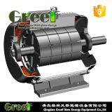 5kw 500rpm 3 Fase AC Met lage snelheid/Generator van de Magneet van T/min de Synchrone Permanente, Wind/Water/HydroMacht