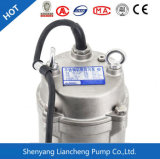 bomba de aguas residuales sumergible en línea vertical de la bomba de aguas residuales de 7.5kw 4inch SS304