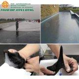 Membrana impermeable betún líquido de revestimiento de goma