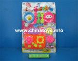 Conjunto educativo de la cocina de los juguetes de la fábrica del juguete, cocinando el juguete del té (814388)