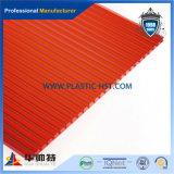 Strato nero dello strato del policarbonato/plastica di Twinwall