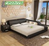 Lb8818 Europa moderno dormitorio Muebles de hogar con luz LED