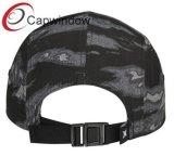 Dunkle Camo Drucken-Schutzkappe für das Kampieren