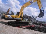 2005~2008 máquina escavadora hidráulica usada Mitsubishi-Original-Motor da esteira rolante do Volume-Transporte 20ton/0.5~1.0cbm Kobelco Sk200