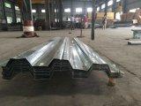 耐火性の長い鋼鉄建物のためのスパンによって電流を通される鋼鉄Deckingシート