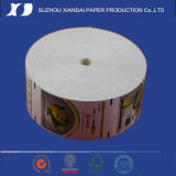 rodillo del papel termal del recibo de la atmósfera de la posición de la caja registradora de 80mm*200m m