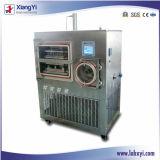 Escala piloto automático do vácuo do secador/Lyophilizer Congelar/Máquina de liofilização 8kg/24h
