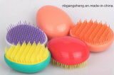 Пластичная щетка Minibrush карманн сбывания щетки волос горячая