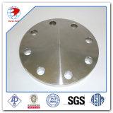 ANSI B16,5 304 flange cega de aço inoxidável para a indústria