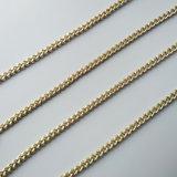 Les chaînes de métal en bronze d'accessoires de sac à bandoulière pour sacs à main