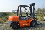 Nieuwe Diesel van 4 Ton Vorkheftruck met Al Goede Motor van de Cabine