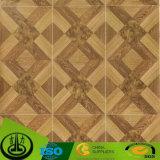 Berufshersteller des hölzernes Korn-dekorativen Papiers für Fußboden