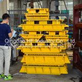 Straßen-Bordstein-konkrete Ziegeleimaschine des hydrostatischen Druck-Qt8-15