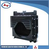 Radiateur d'échange thermique de radiateur d'en cuivre de radiateur du refroidissement par eau S3l2-1