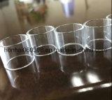Zoll ätzte Borosilicat-Glas Vape Becken