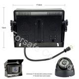 """7 """" Systeem van de Camera van de Auto van de Monitor van het Scherm van de Vierling het Reserve"""