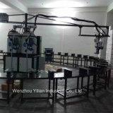 Type banane 32 Station basse pression PU Machine du caisson de nettoyage