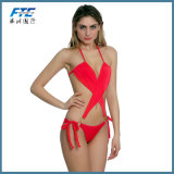 Sexy Criss Cross Backless maduros Linga String Fashion Bikini