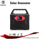 150wh 100Wの携帯用太陽発電機の電源のエネルギー蓄積のリチウムポリマー電池