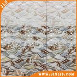 Mattonelle di ceramica rustiche della parete del getto di inchiostro poco costoso 3D del materiale da costruzione 30X60cm