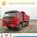FAWの重いダンプトラック6X4 30tの重い貨物自動車のダンプカートラック