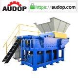 슈레더 기계를 재생하는 폐기물 비닐 봉투 필름
