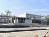 Construcción de viviendas de acero por el contenedor