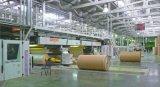 Cadena de producción de tres capas de alta velocidad del papel acanalado