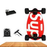 Elektrisch mini-skateboard van 150 W en 24 V met PU-wiel