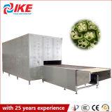 Largement utilisée d'air chaud électrique de la courroie du convoyeur d'aliments industriels bouteille pour la fabrication de la machine