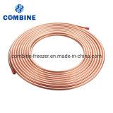 Tempérament doux O60 R290 de tube de cuivre de la bobine de crêpes Astmb280 FR12735
