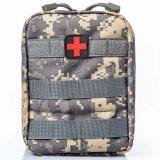 Imperméable Junyuan First Aid Kit Sac Pochette médical militaire tactique