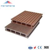 O composto de plástico de madeira Flooring WPC Piso Jardim de Terraço