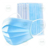 Maschera di protezione a gettare di Earloop delle 3 pieghe di anti inquinamento all'ingrosso della fabbrica
