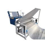 Tissu Haide Textile Machine à coudre de pliage double