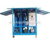 De vacuüm Machine van de Filter van de Olie van de Transformator, de Machine van de Dehydratie van de Olie van de Transformator, het Ontgassen, de Oplossingen van de Reiniging, de Reinigingsmachine van de Olie
