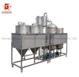 G1.5 ~ 3DPT Tournesol à petite échelle de l'Arachide le raffinage du pétrole machines Palm comestibles