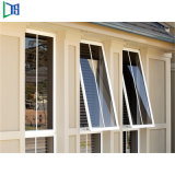 Как2047 Стандартный серый/белый/черный алюминий наружу открыть тент окна